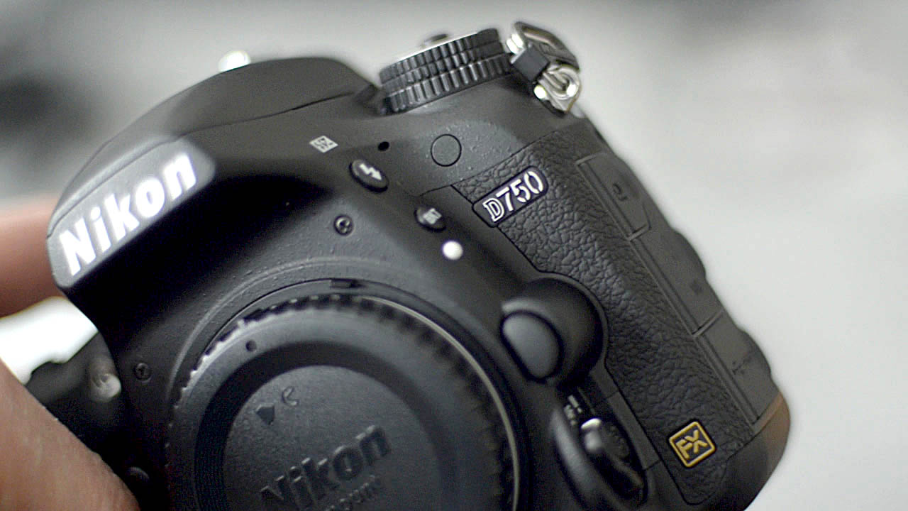 Unboxing the Nikon D750 Camera and the Nikkor AF-S 24-120 f4 VR Lens